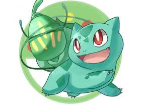 精灵宝可梦中,妙蛙种子是动物还是植物?