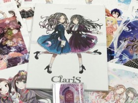 ClariS明年专辑和武道馆信息整理!