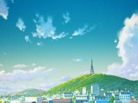 昨日青空动画预告公开,预计2018暑期上映
