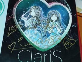 ClariS受邀参加新加坡C3AFA