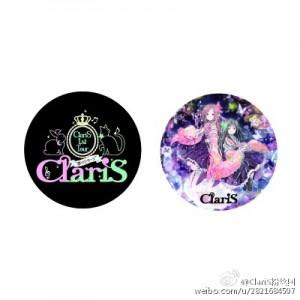 claris两色纹章