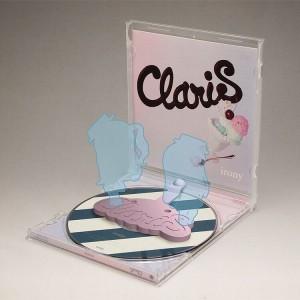 claris粘土11