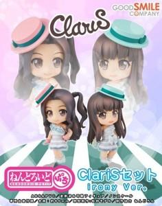claris粘土9