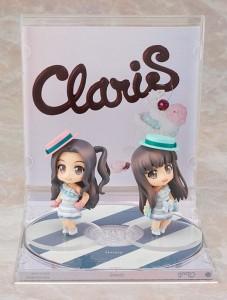 claris粘土7