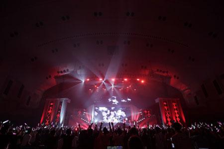 演唱会内景