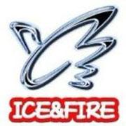 冰火动漫社logo