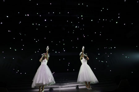 ClariS演唱会