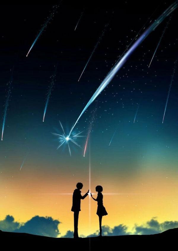 你的名字彗星